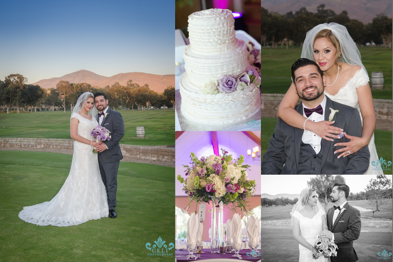 Bonita golf course wedding photography